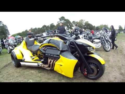 Zakończenie sezonu motocyklowego 2013 - Hells Angels Poznan MC (Poland)