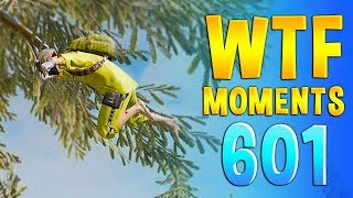 PUBG WTF Funny Daily Moments Highlights Ep 601