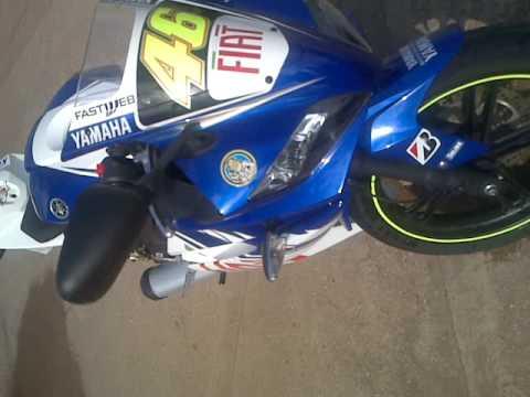 Yamaha Yzf R125 Rossi Yamaha Yzf R125 Valentino