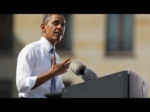 NSA spying revelations damper Obama's Berlin visit