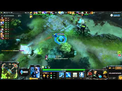 The Defense 4 Grand Final: Natus Vincere vs Kaipi #3