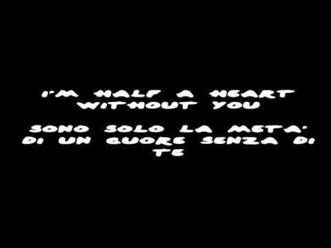 Half A Heart – One Direction (Testo e Traduzione)