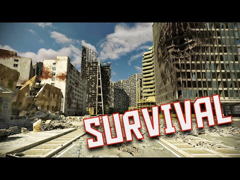 Survival Post Apocalypse Now Gameplay - Baseball Bat Beat Down!