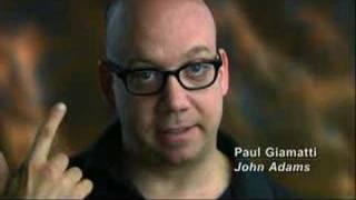 John Adams:  Paul Giamatti and Laura Linney (HBO)