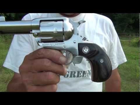 Ruger New Vaquero Birds Head Grip .45 Colt
