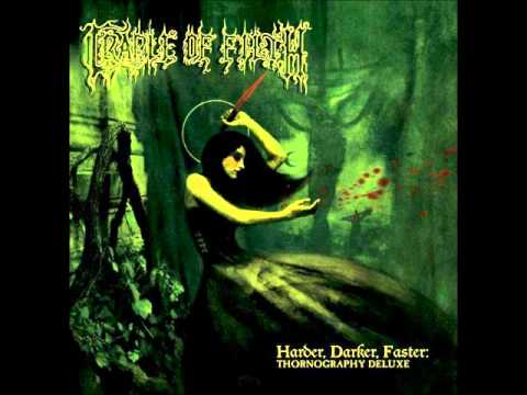 Cradle of Filth Covers Cradle of Filth-temptation