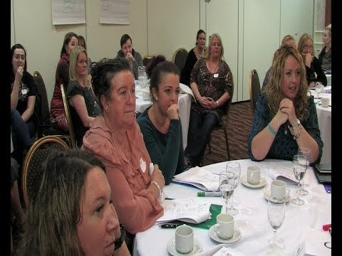 Sinn Féin women election candidates from across the 6 counties gather in Belfast for a weekend of training aimed at improving their self-awareness, communica...