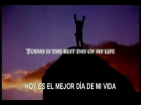 Este Dia Este es el Mejor Dia de mi