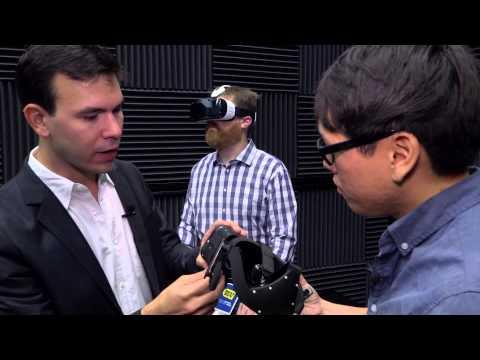 Hands-On: Oculus Rift Crescent Bay at CES 2015 + Interview