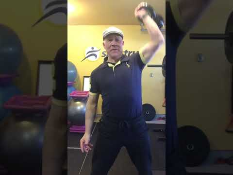 Spectrum Therapy and Fitness KB Workout # 6