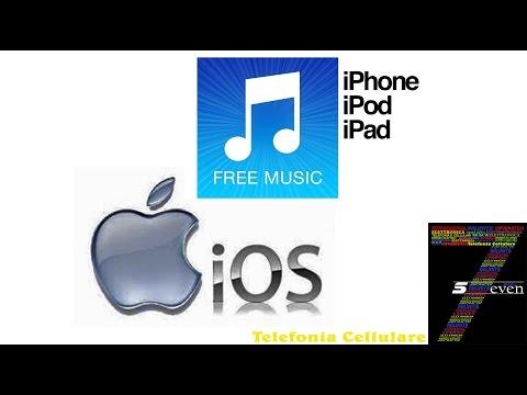 Come scaricare musica gratis da iPad iPhone iPod T no Jailbreak