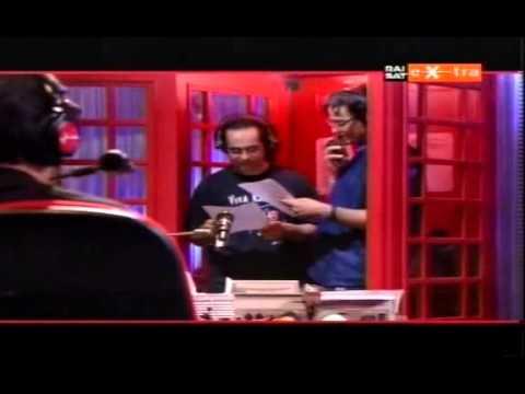 Viva Radio 2 - Fiorello - Ospite Franco Battiato - Puntata Completa
