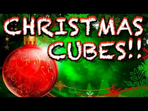 My Christmas Cubes!!!