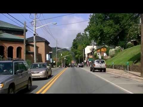 Boone North Carolina home of Appalachian State University