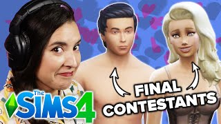 Chantel Tries The Dating Challenge In The Sims 4 | Part 4 Finale