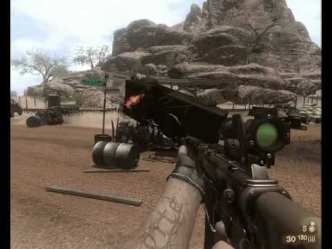 Far Cry 2 Weapons Far Cry 2 Secondary Weapon