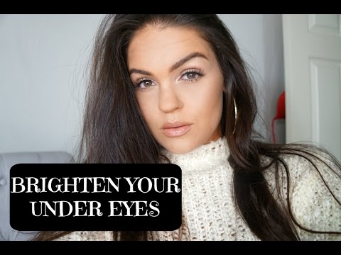 How to Conceal Dark Circles & Get Bright Under Eyes