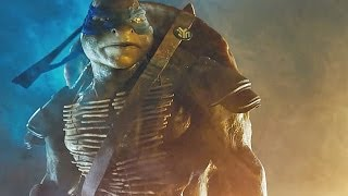 TEENAGE MUTANT NINJA TURTLES | Trailer german deutsch [HD]