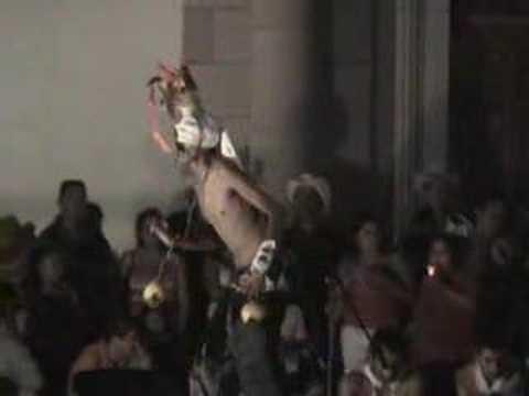 Yaqui Deer Dancer video