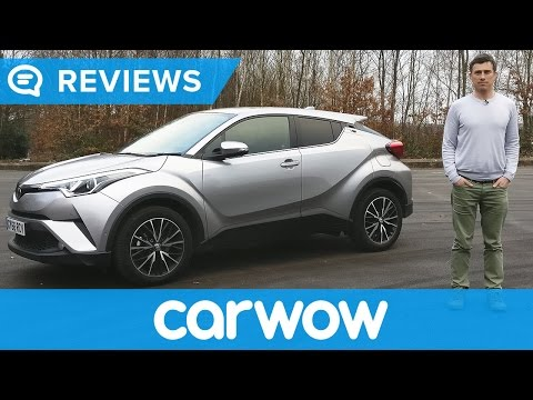 Toyota C-HR SUV 2018 in-depth review   Mat Watson Reviews