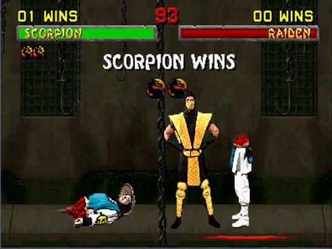 melhores Jogos De Luta De Todos Os Tempos #3 : MORTAL KOMBAT  2