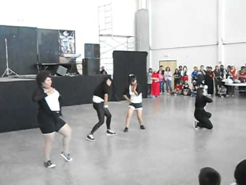 IDream (Kpop Cover Dance, Mexicali, Shinigami 2011)