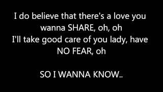 download lagu Joe - I Wanna Know **lyrics On Screen** gratis