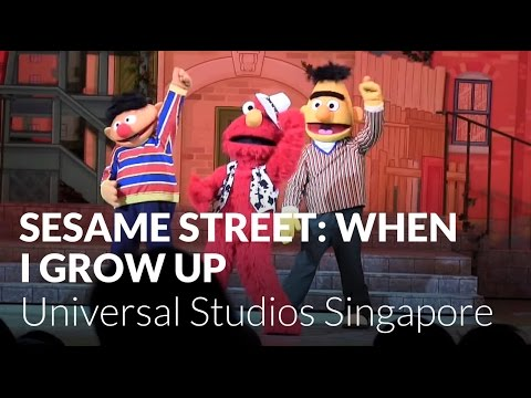 Sesame Street - When We Grow Up