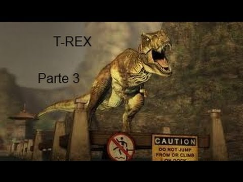 Jurassic Park The Game Detonado -Parte 3 Fim Do 1 Capitulo
