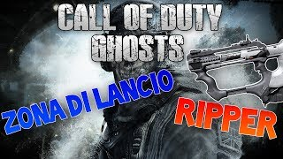 Call Of Duty GHOSTS - Zona di Lancio e Ripper - NOVITA