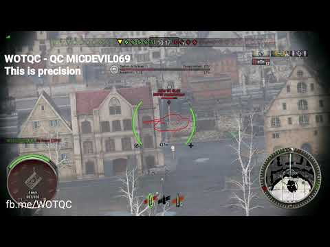 WOTQC - QC MICDEVIL069 - World of Tanks Xbox - This is precision