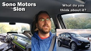 Car Vlog 14 - Sono Motors Sion