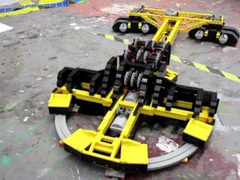 Lego Crane Train Lego Technic Crane Frame