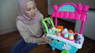 Mainan Edukasi Anak - Scoop and Learn Ice Cream Cart by Leap Frog