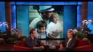 Patrick Wilson on His Girls Controversy on the Ellen Show