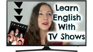 Learn English With TV Series | Learn English with Friends