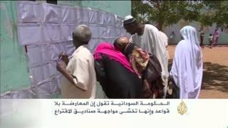 الحكومة السودانية تقول إن المعارضة لا قواعد لها