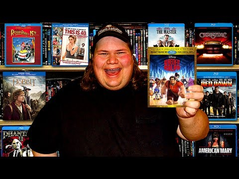 My Blu-ray Collection Update 3/9/13 : Blu ray and Dvd Movie Reviews