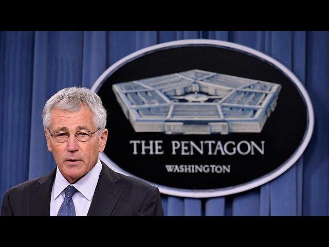 Dimite el secretario de Defensa estadounidense Chuck Hagel.