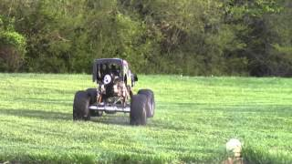 1/4 Scale Grave Digger Part 24C with Stinger 609
