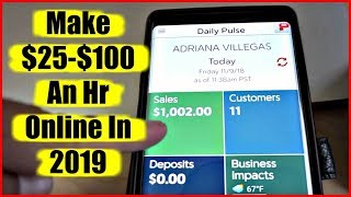 (2018) How To Make Money Online Fast - How To Earn Money Online Fast! Get Paid Daily!