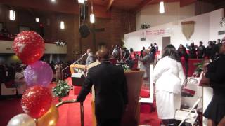 Jesus you brought me - Apostolic Pentecostal Church of Morgan Park 90th Convention