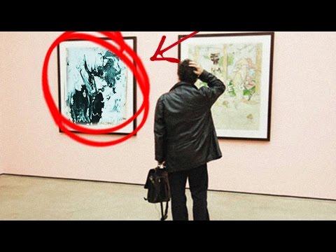 Este Hombre Engaño a Expertos en Arte Moderno  - Pierre brassau