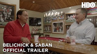 Belichick & Saban: The Art of Coaching | Official Trailer | HBO