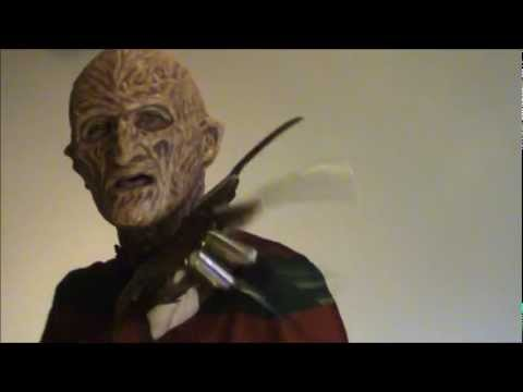 Freddy Krueger silicone mask part II