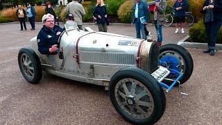 Bugatti Type 35B Grand Prix 1928 - EPIC SOUND!!
