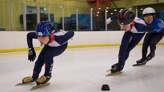 Meet South Korea's Next Generation of Speed | NYT - Winter Olympics