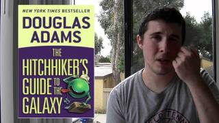 Book Review: Douglas Adams - The Hitchhiker's Guide to the Galaxy
