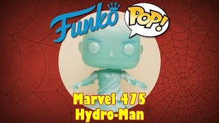 Spider-Man Far From Home Hydro-Man Funko Pop unboxing (Marvel 475)