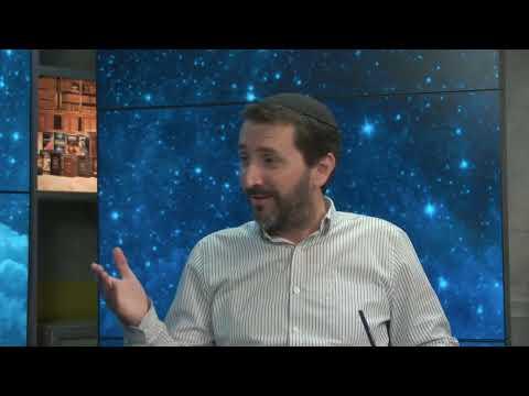 אמצע היום – פרק 5: ניר קפטן והמקובל הרב יצחק בצרי בפתרון חלומות בשידור חי
